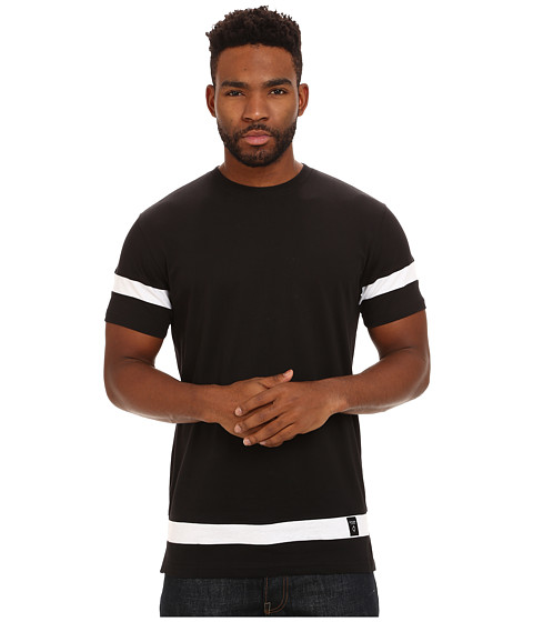 Akomplice - Linoleum Tee (Black) Men