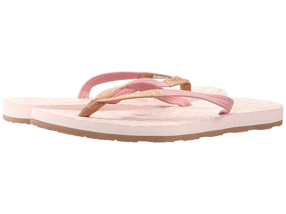UGG - Magnolia Island Floral (Tropical Blush) Women's Sandals