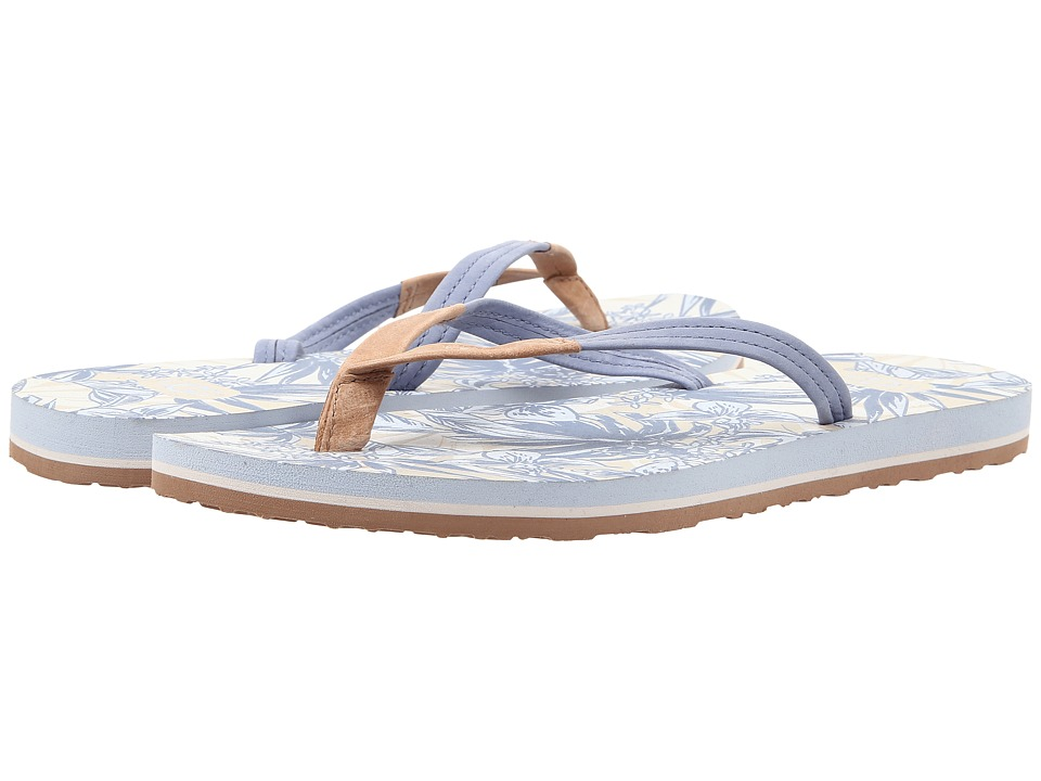 UGG - Magnolia Island Floral (Tropical Stonewash) Women's Sandals