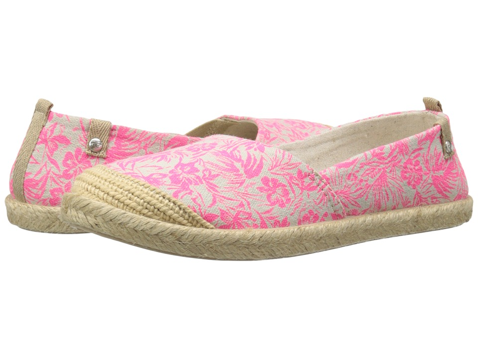 Roxy Kids - Flamenco (Little Kid/Big Kid) (Pink) Girls Shoes