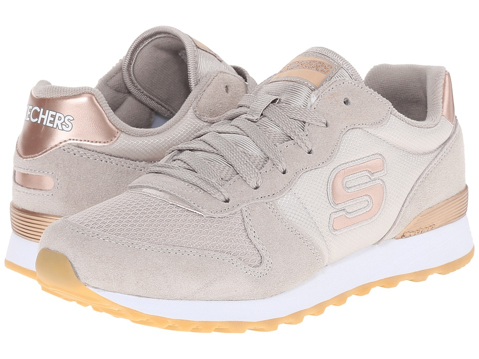 SKECHERS - Retros-OG 85 (Taupe) Women's Shoes