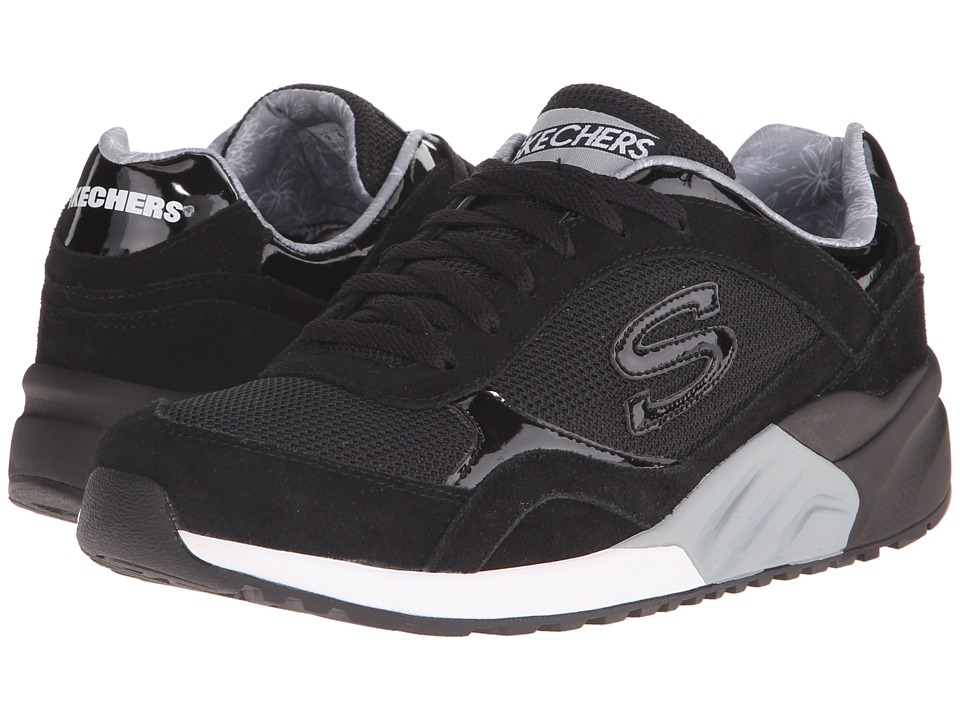 SKECHERS - OG 95 (Black) Women's Running Shoes