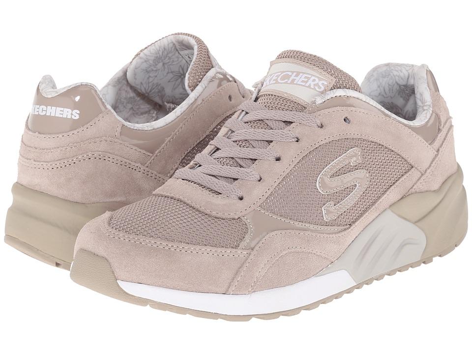 SKECHERS - OG 95 (Taupe) Women's Running Shoes