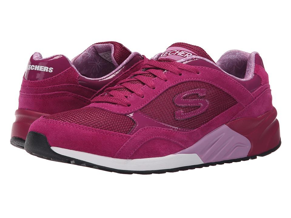 SKECHERS - OG 95 (Fuchsia) Women's Running Shoes