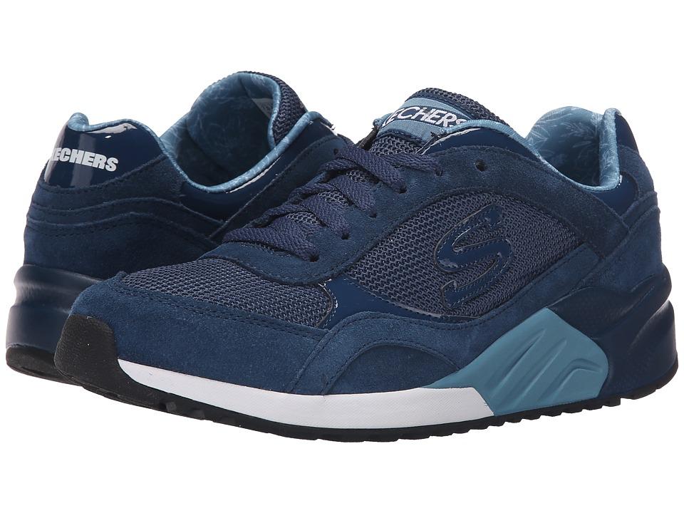SKECHERS - OG 95 (Navy) Women's Running Shoes