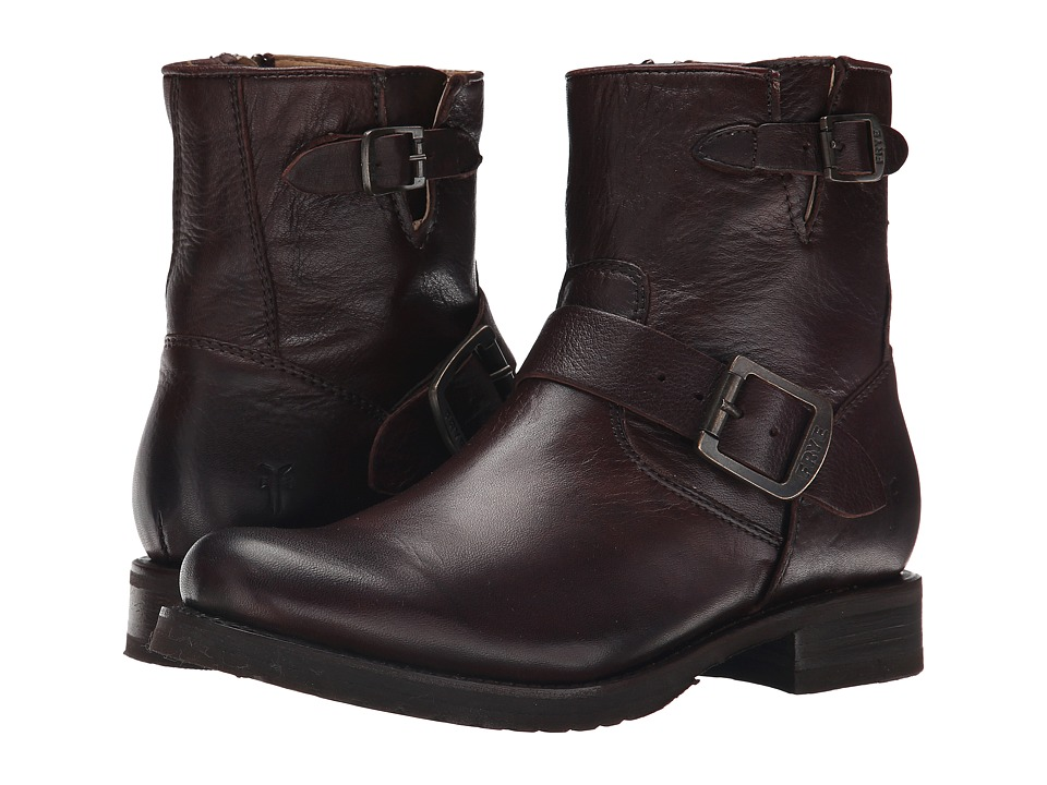 Frye - Veronica 6 (Dark Brown) Women's Boots