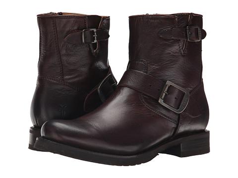 Frye - Veronica 6 (Dark Brown) Women's Boots