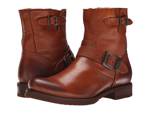 Frye - Veronica 6 (Whiskey) Women's Boots