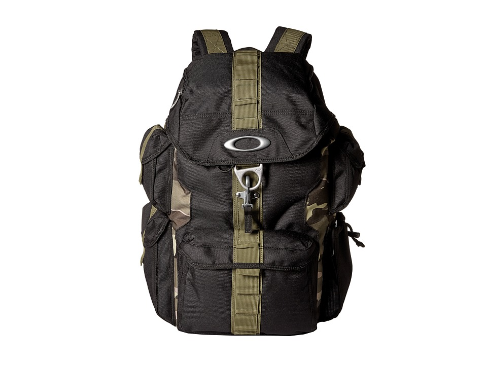 Oakley - Dry Goods Pack (Olive Camo) Backpack Bags