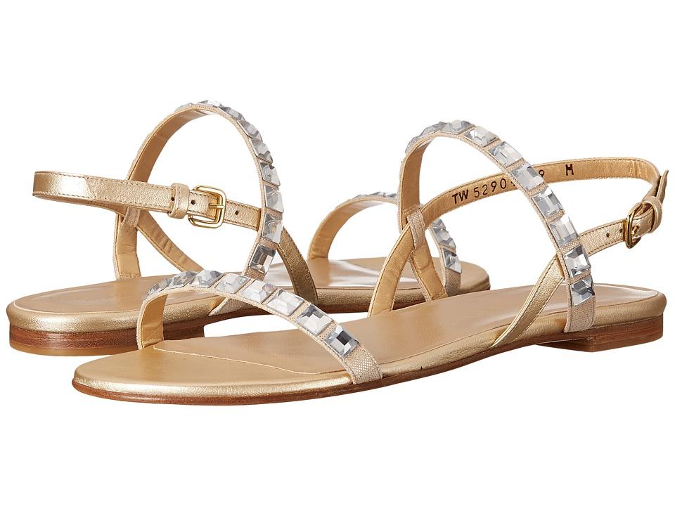 Stuart Weitzman - Trailmix (Frosting Cipria) Women's Shoes