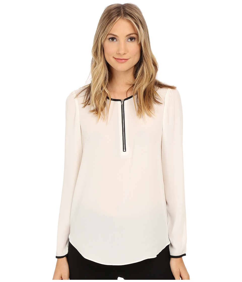 rsvp - Ambre Blouse (Ivory/Black) Women's Blouse