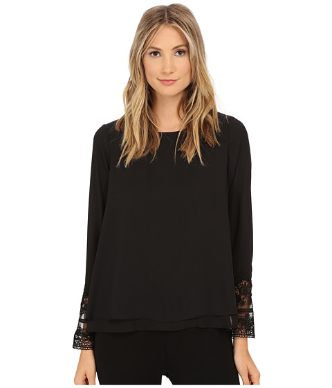 rsvp - Bellamy Blouse (Black) Women