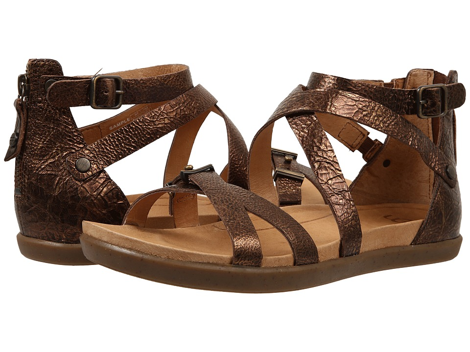 UGG - Cherie (Pony Brown Leather) Women's Dress Sandals