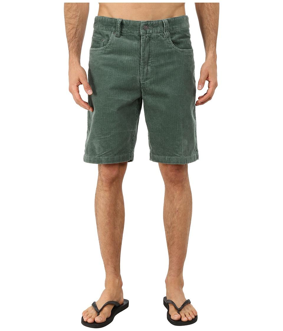 Quiksilver Waterman - Supertubes 6 Cotton Walkshorts (Wreath) Men