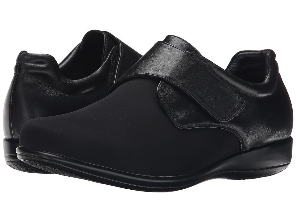 Image of Alivio - Beth (Black/Stretch) Women's Shoes