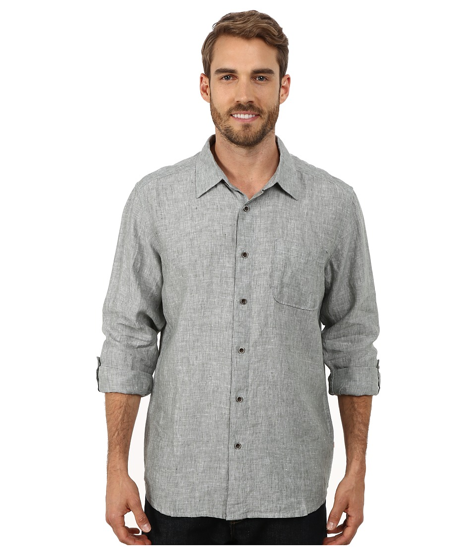 Quiksilver Waterman - Burgess Isle Traditional Woven Top (Wreath) Men's Clothing
