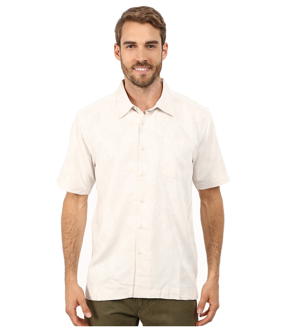 Quiksilver Waterman - Rockport Woven Top (Oatmeal) Men's Clothing