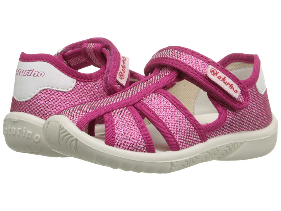 Naturino - Nat. 7785 SS16 (Toddler/Little Kid) (Fuchsia) Girls Shoes