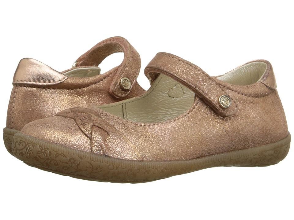 Naturino - Nat. 4048 SS16 (Toddler/Little Kid/Big Kid) (Rose Gold) Girls Shoes