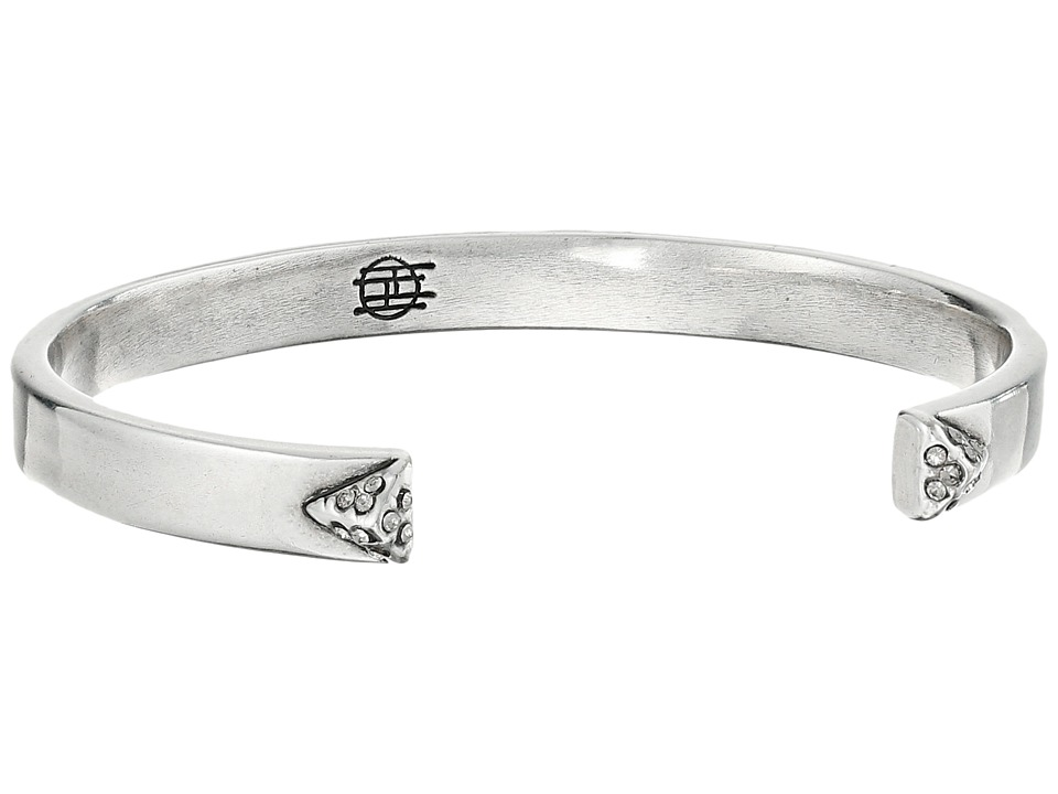 House of Harlow 1960 - Dakota Cuff Bracelet (Silver) Bracelet