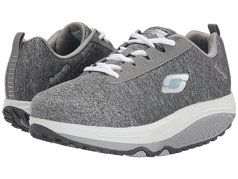 SKECHERS - Shape Ups 2.0 - Jersey Comfort (Gray) Women