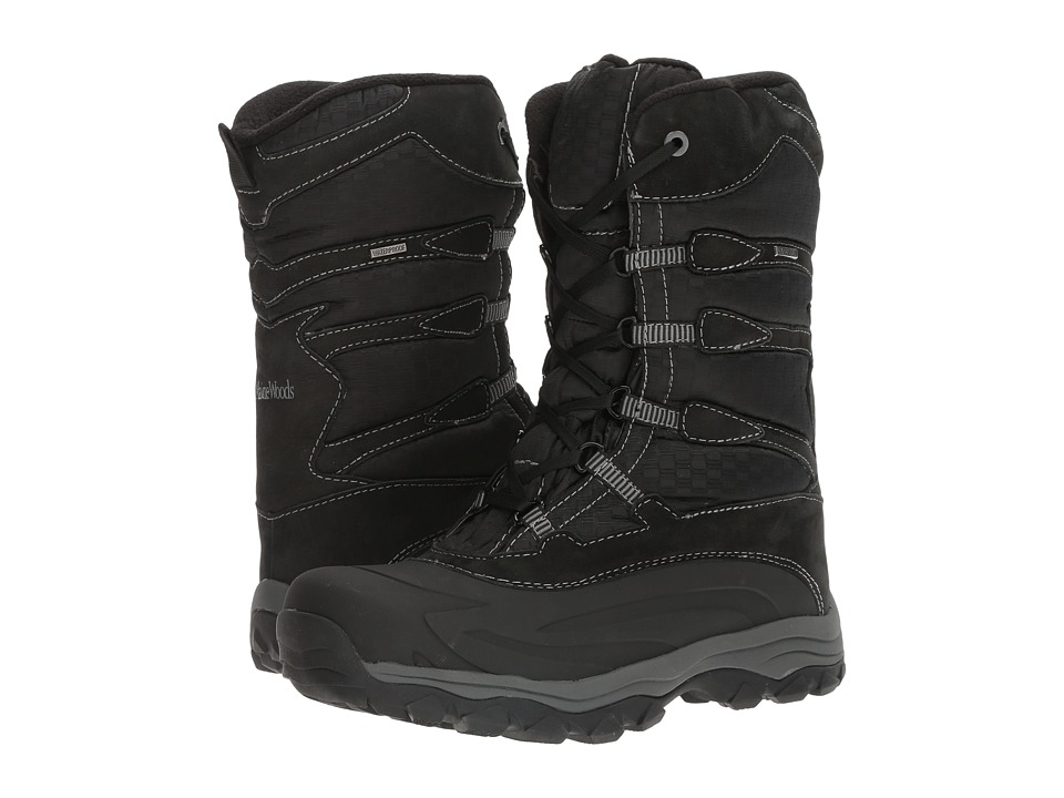 Maine Woods - Winterhawk (Black) Men's Boots