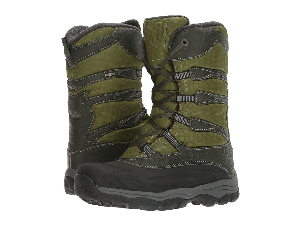 Maine Woods - Winterhawk (Green) Men's Boots