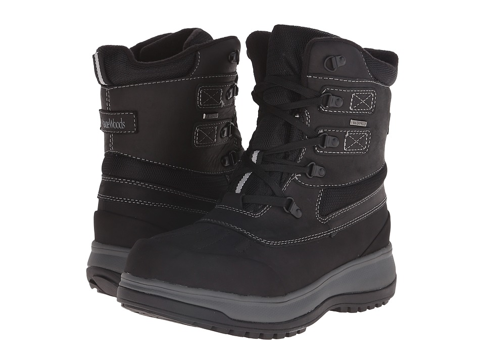 Maine Woods - Frost (Black) Men's Boots