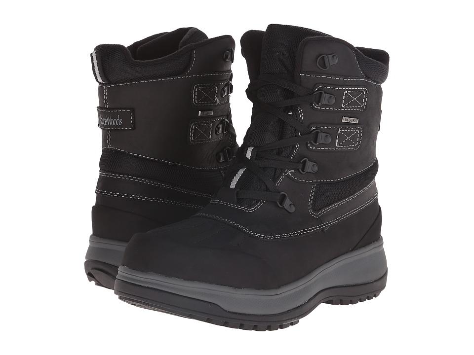 Maine Woods - Frost (Black) Men's Boots