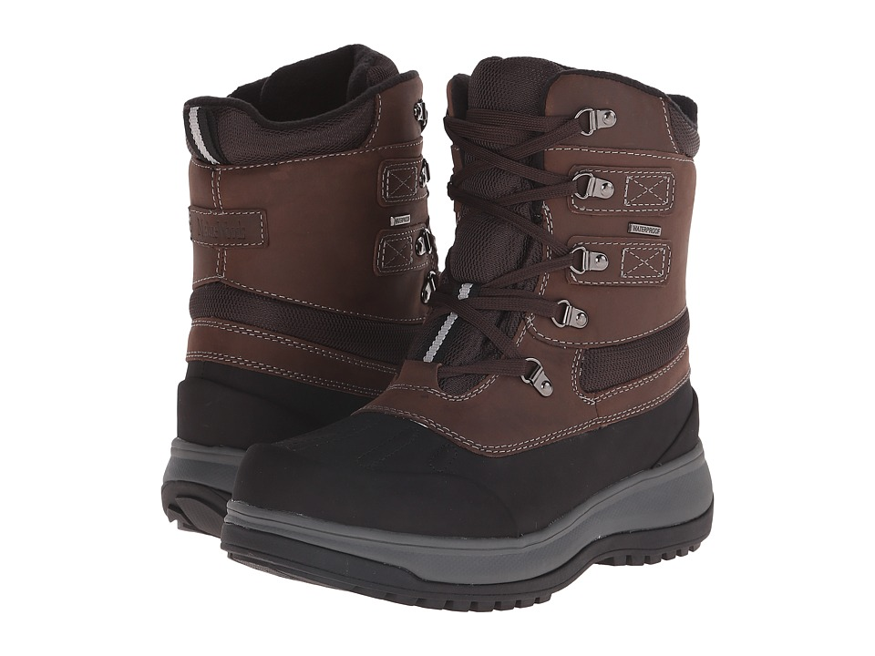 Maine Woods Frost Brown Mens Boots