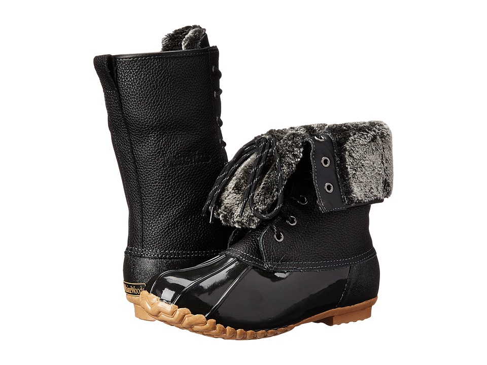 Maine Woods - Adele (Black) Women's Boots