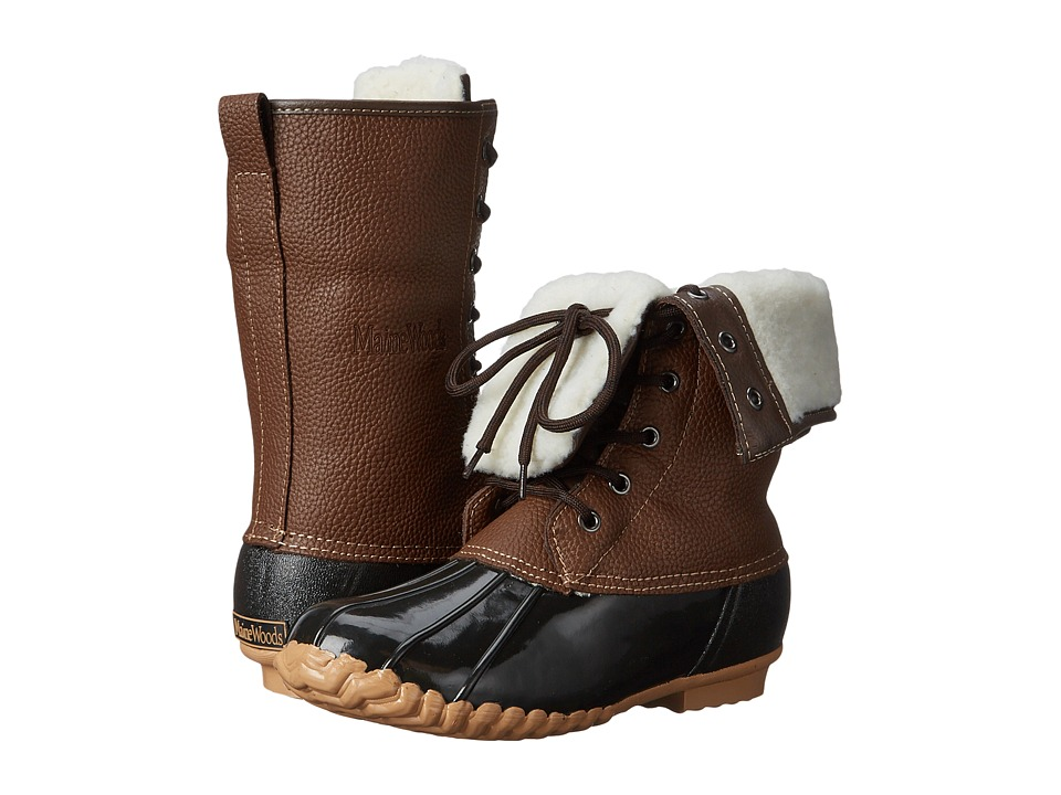 Maine Woods - Adele (Brown) Women's Boots