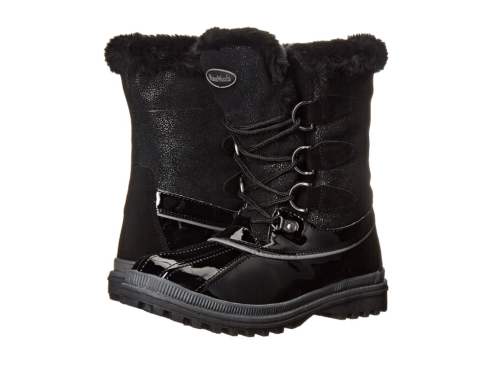 Maine Woods - Frostline (Black) Women's Boots