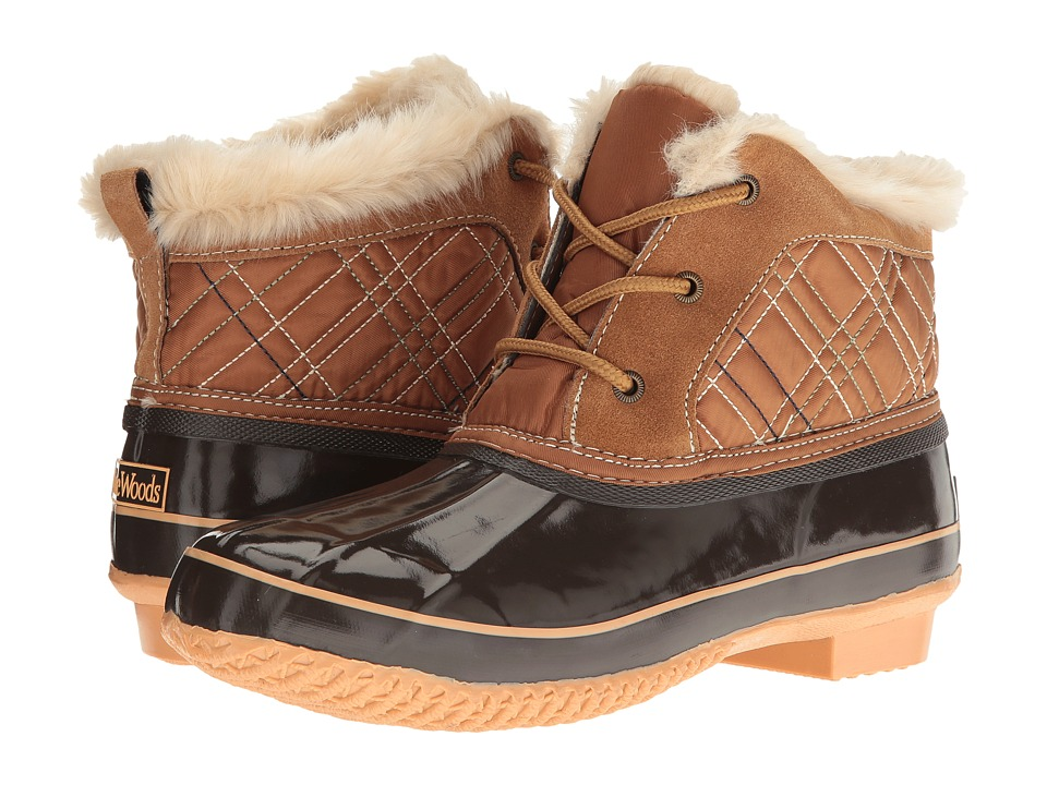 Maine Woods - Alicia (Tan) Women's Boots