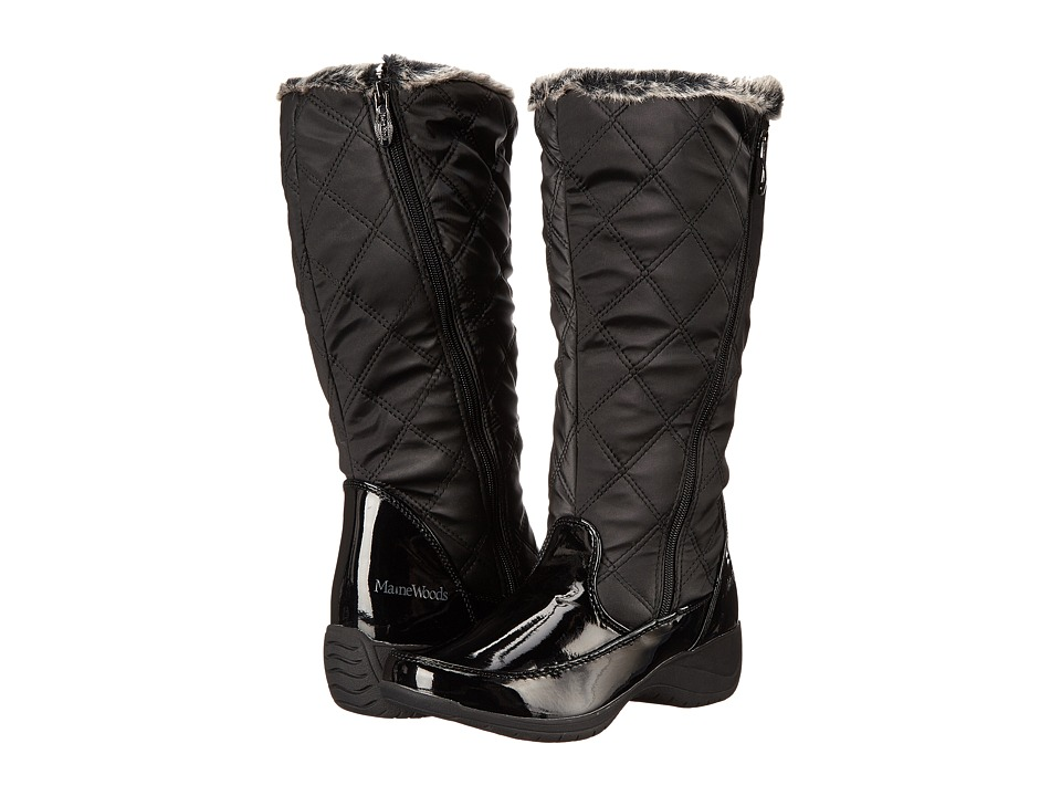 Maine Woods Jw-2250 (Black) Women