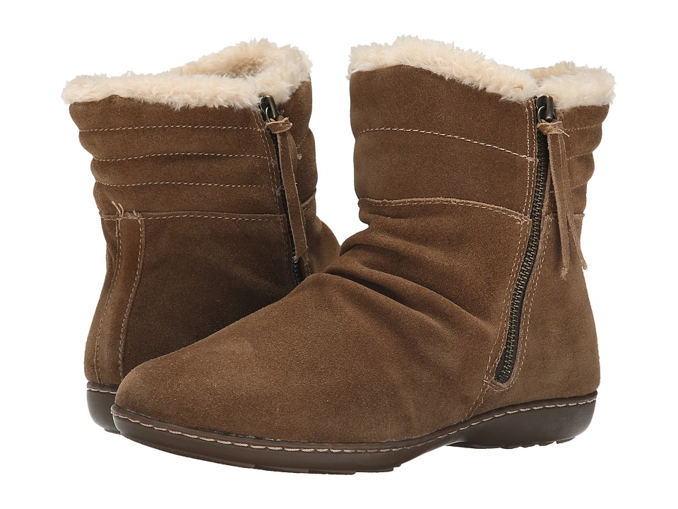 Maine Woods - Marcelle (Tan) Women's Boots