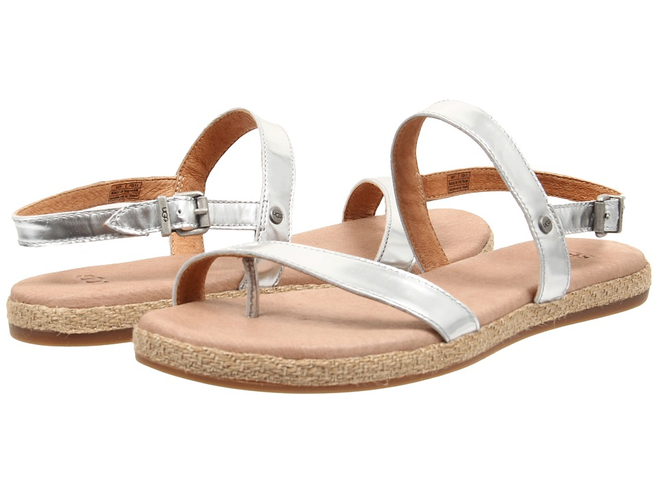 UGG - Brylee (Sterling Patent) Women's Dress Sandals
