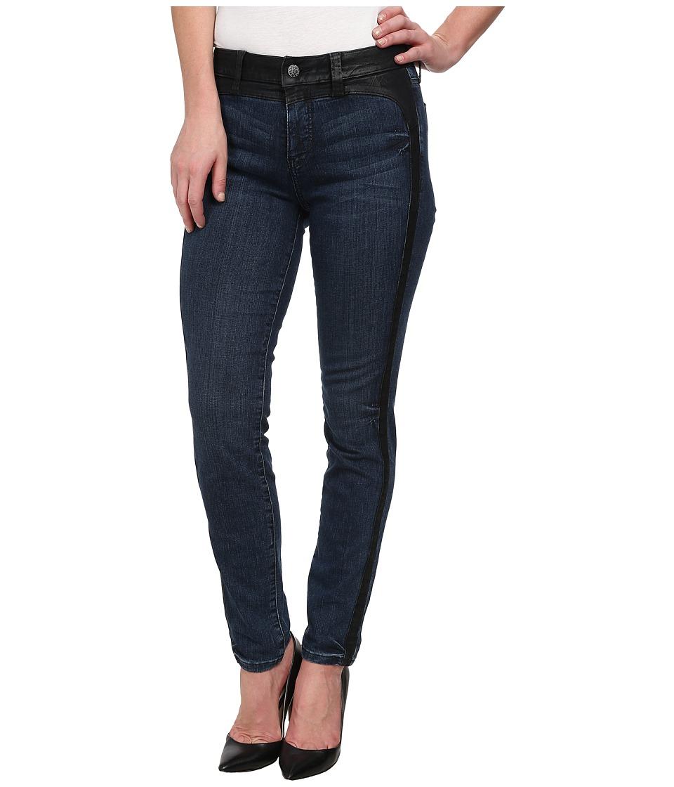 Miraclebody Jeans Haley Jean Saddle Jeans in Salem Blue (Salem Blue) Women