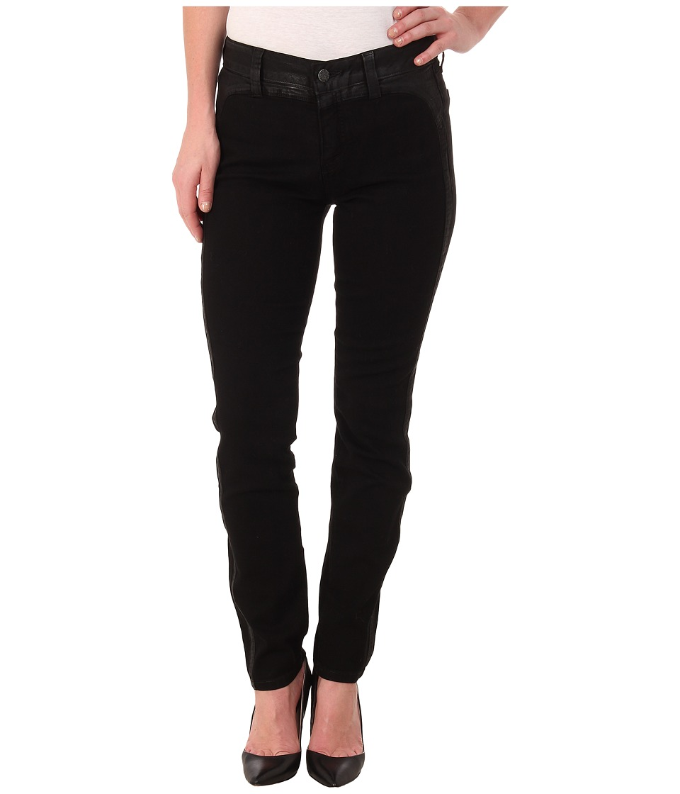 Miraclebody Jeans - Haley Jean Saddle Jeans in Licorice Black (Licorice Black) Women's Jeans