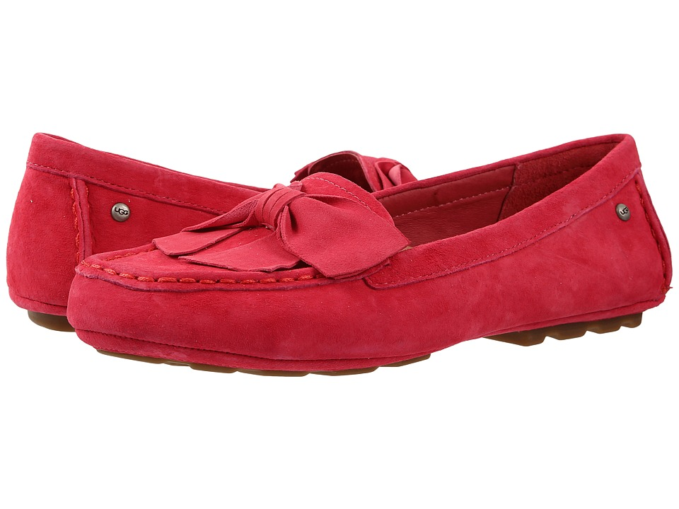 UGG - Lilliana (Sunset Red Suede) Women