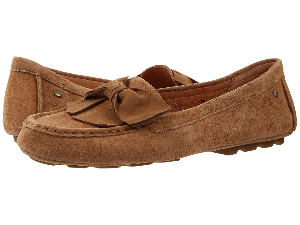UGG - Lilliana (Chestnut Suede) Women
