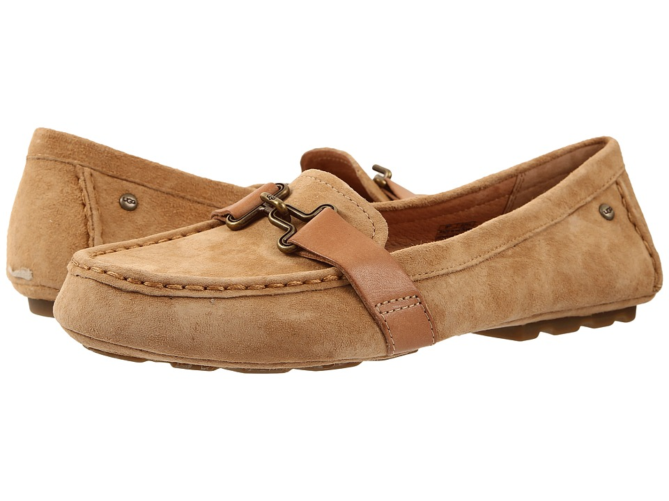 UGG - Aven (Tawny) Women's Flat Shoes