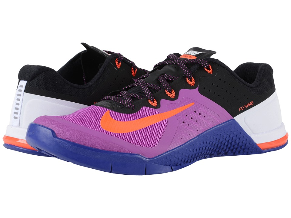 Nike - Metcon 2 (Hyper Violet/Concord/Black/Total Crimson) Men's Cross Training Shoes