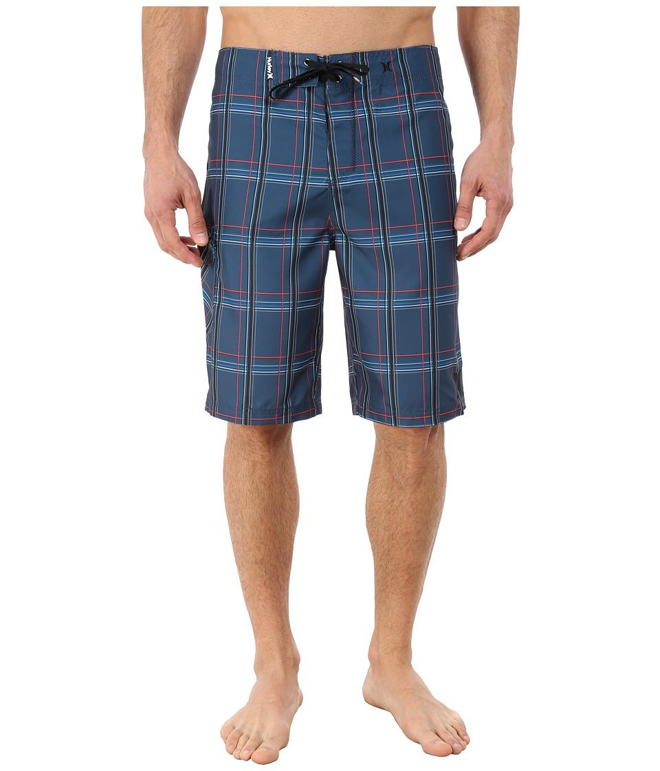 Hurley - Puerto Rico Boardshort (Squadron Blue) Men's Swimwear