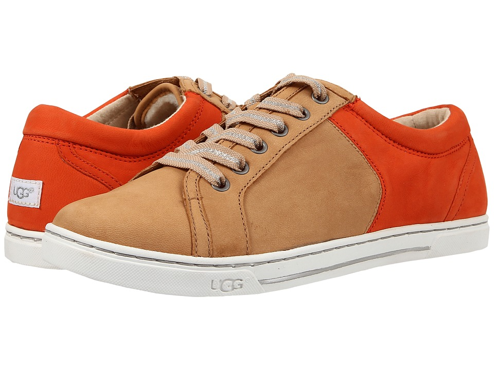 UGG - Tomi Prix (Tawny Nubuck) Women's Lace up casual Shoes