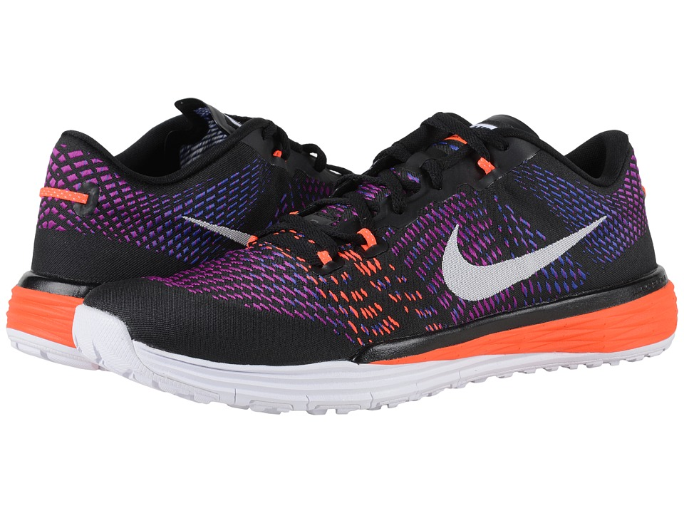 Nike - Lunar Caldra (Black/Hyper Violet/Concored/White) Men