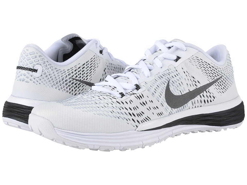 Nike - Lunar Caldra (White/Wolf Grey/Black) Men