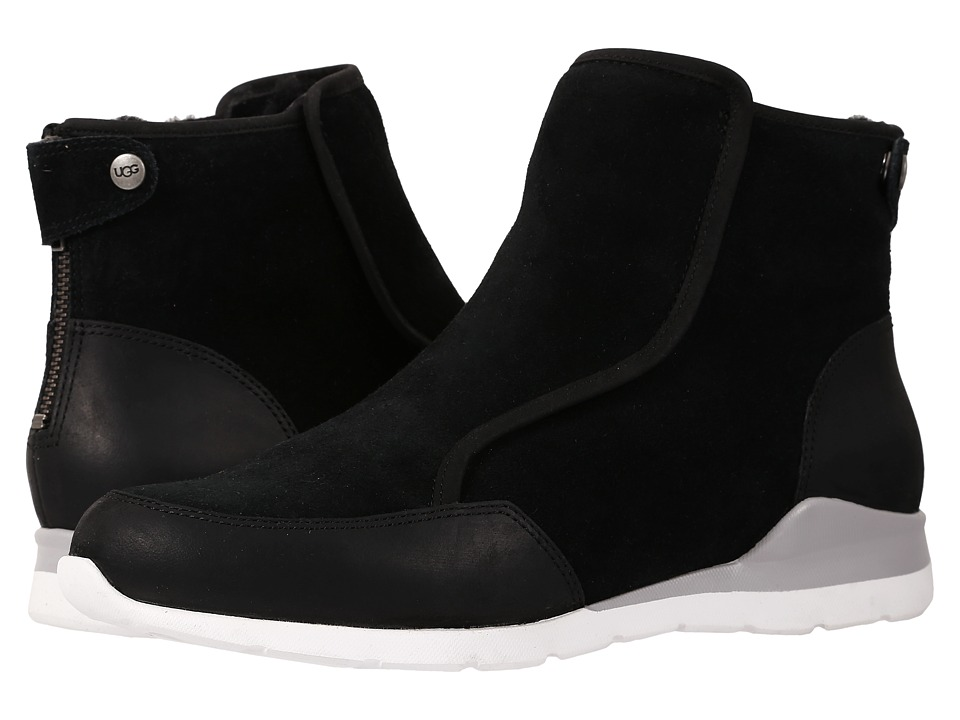 UGG Laurelle (Black Leather) Women