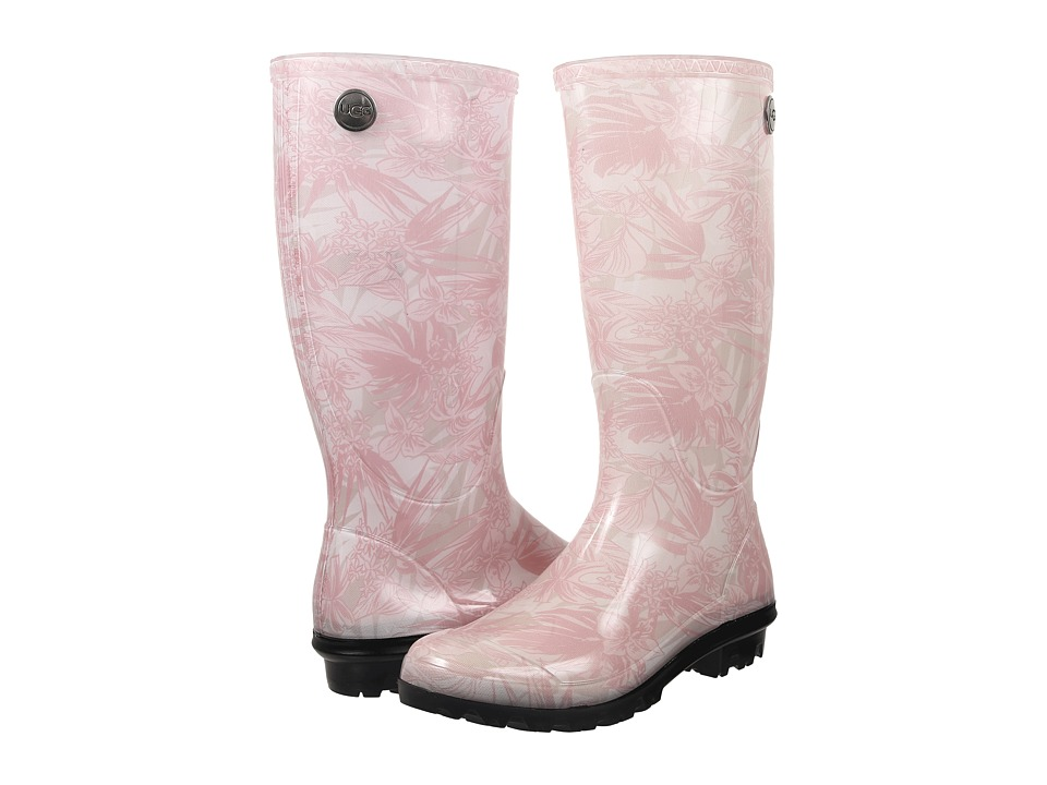 UGG Shaye Island Floral (Tropical Blush Rubber) Women