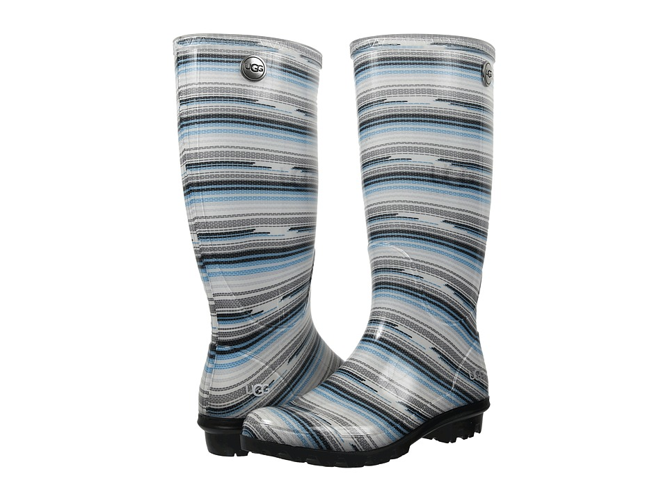 UGG - Shaye Serape (Skyline Rubber) Women's Pull-on Boots